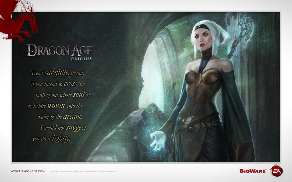 Dragon Age: Origins Widescreen Wallpaper
