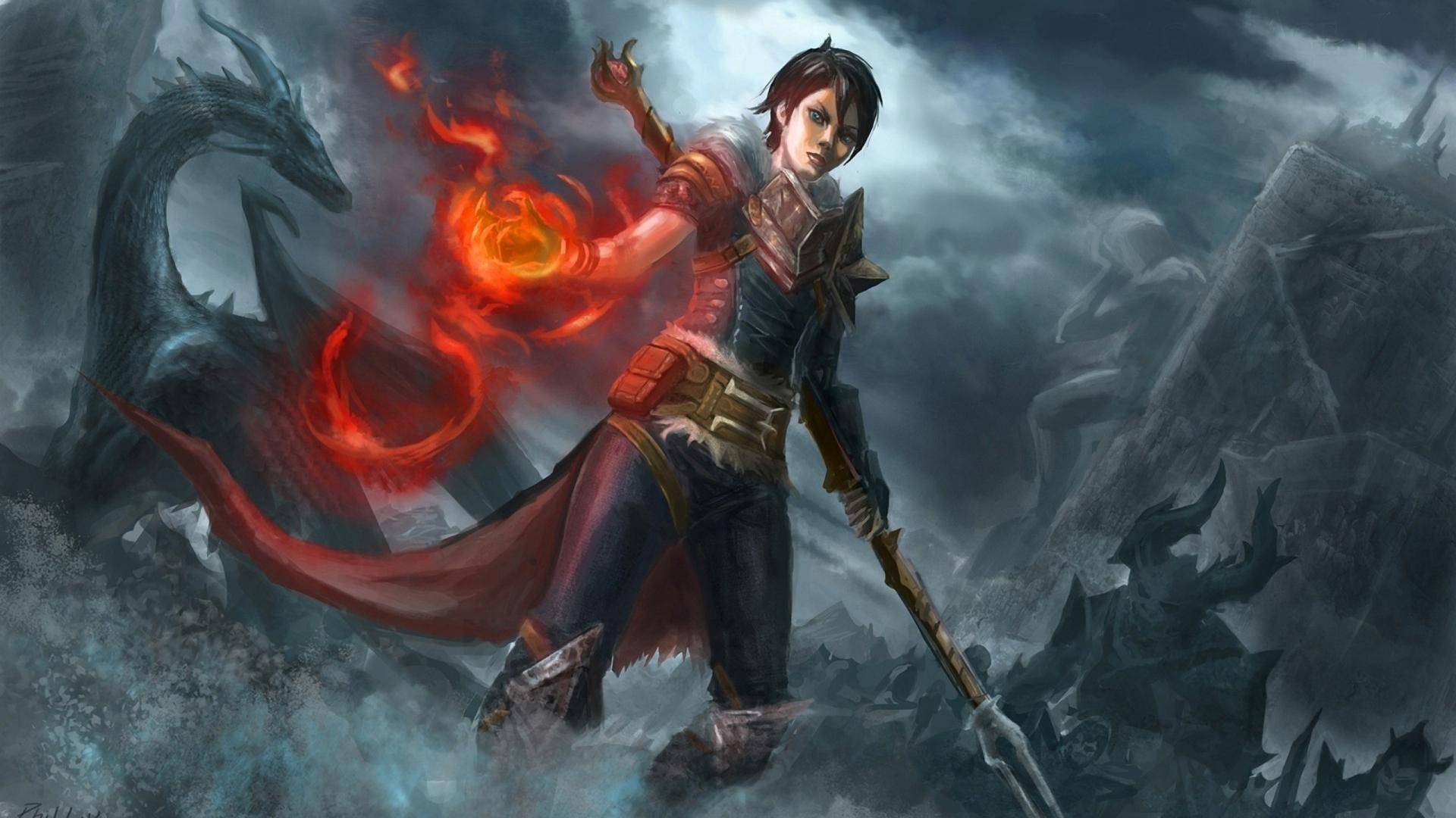 Dragon Age Origins Wallpapers Pictures Images