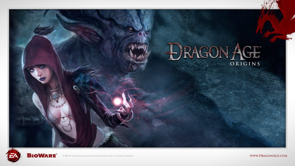Dragon Age: Origins Full HD Wallpaper