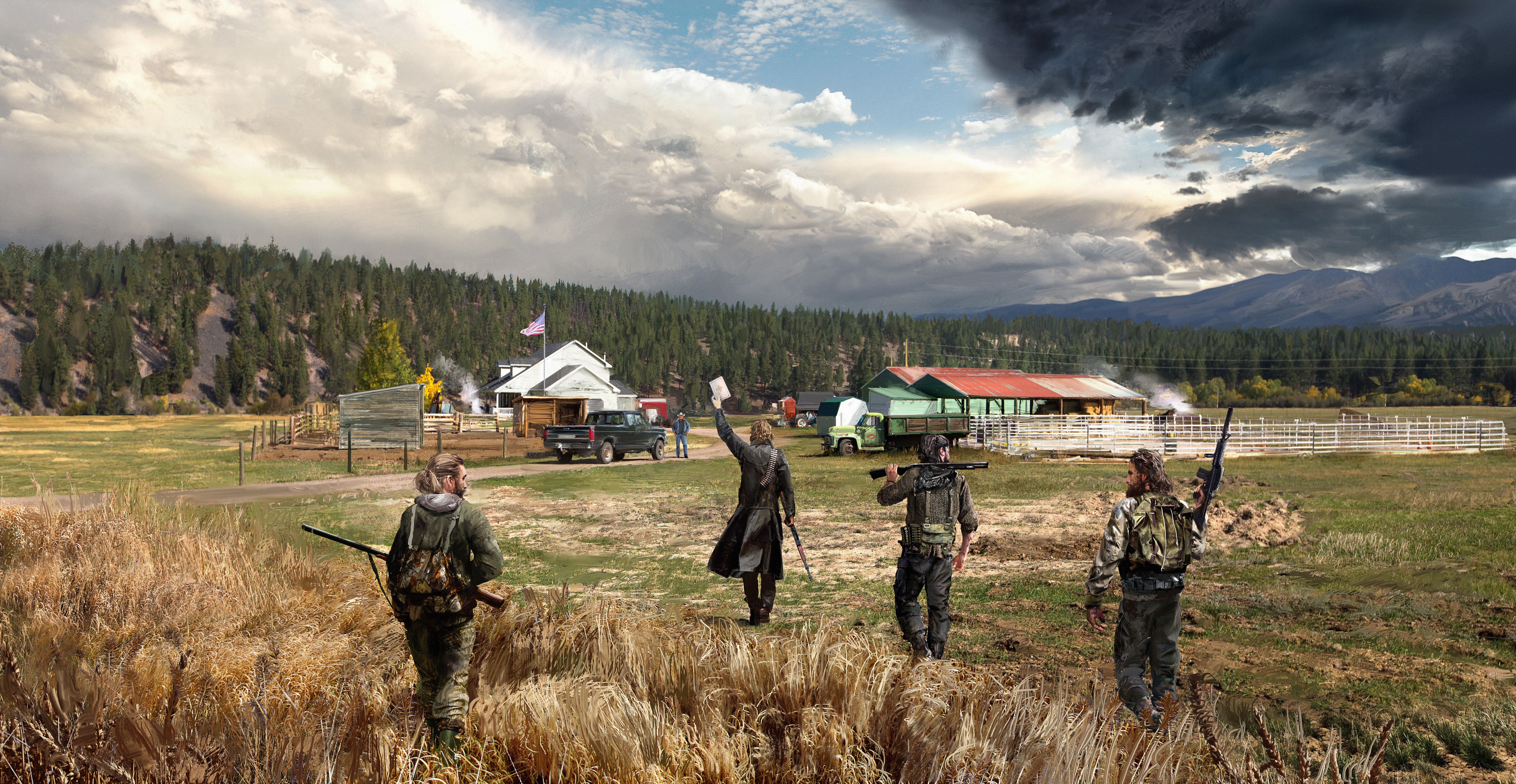 Far Cry 5 Wallpapers Pictures Images