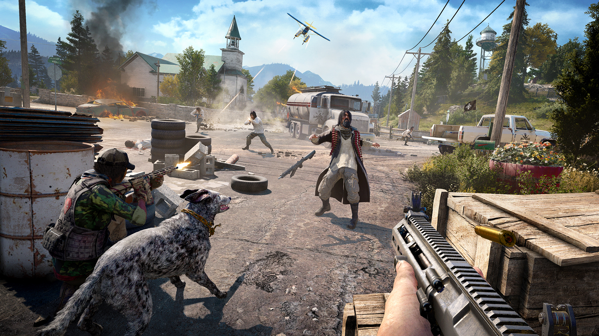 Far Cry 5 Wallpaper Hd: Far Cry 5 Wallpapers, Pictures, Images