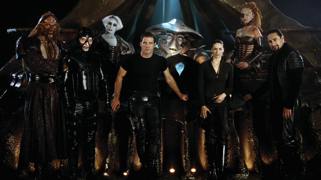 Farscape Background