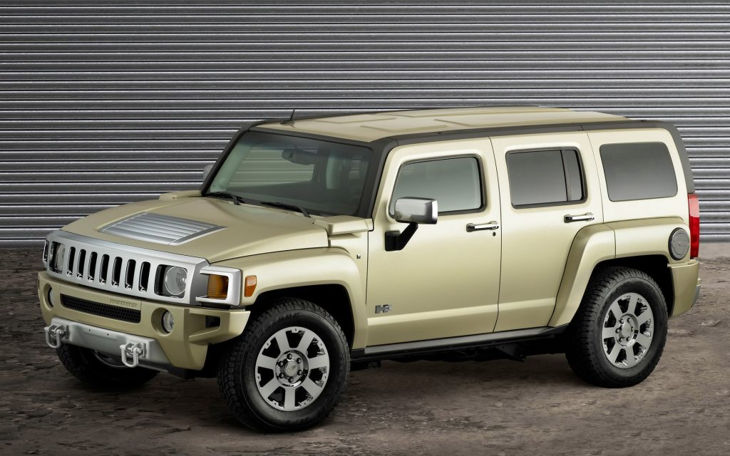 Hummer Widescreen Wallpaper