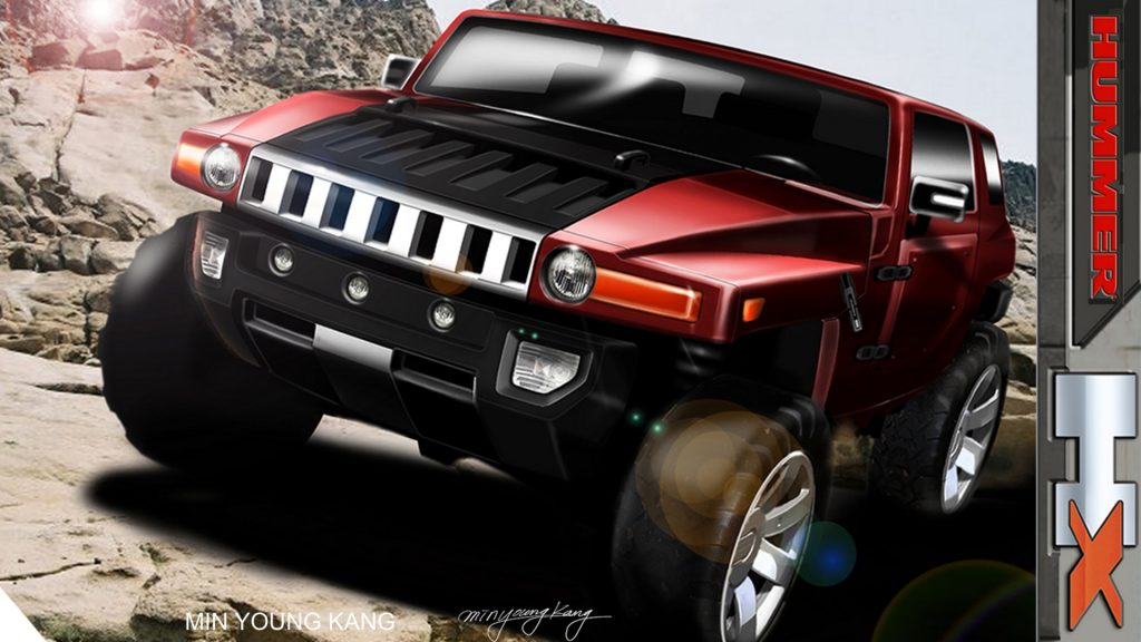 Hummer Full HD Wallpaper