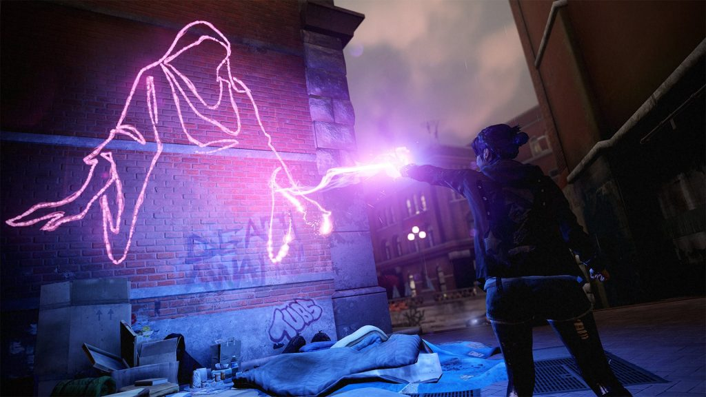 InFAMOUS: First Light Full HD Wallpaper