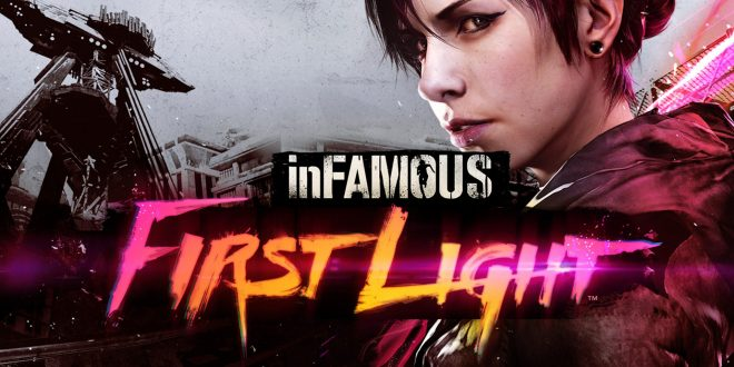 InFAMOUS: First Light Wallpapers