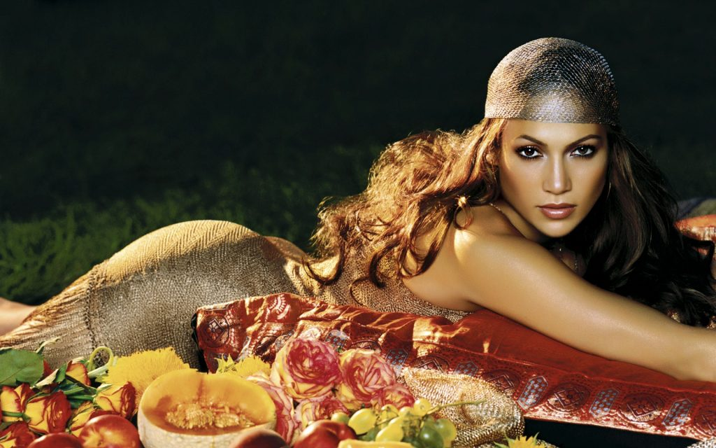 Jennifer Lopez Widescreen Background