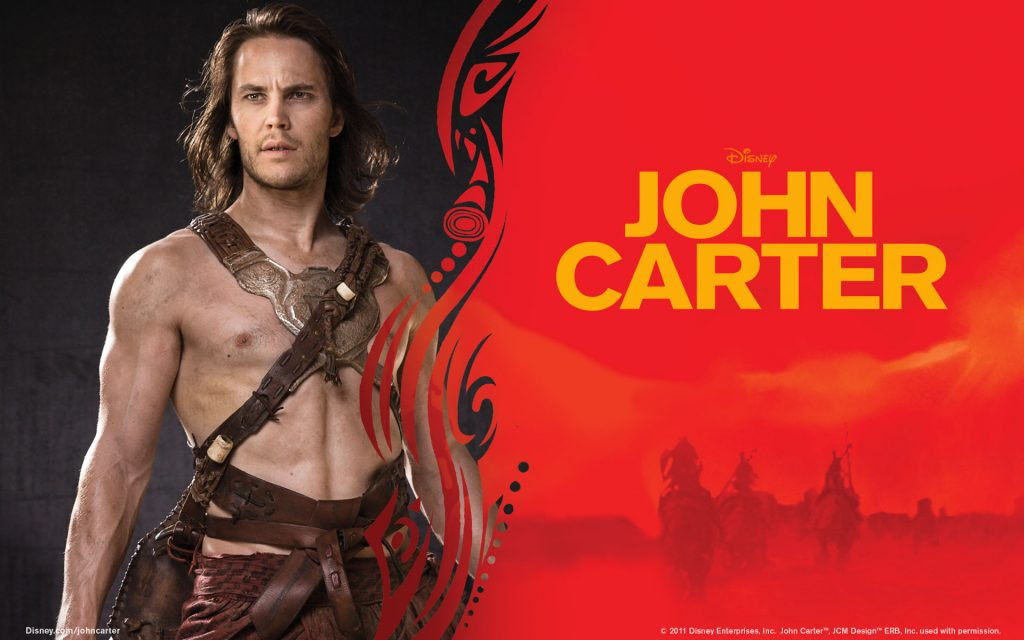 John Carter Widescreen Wallpaper