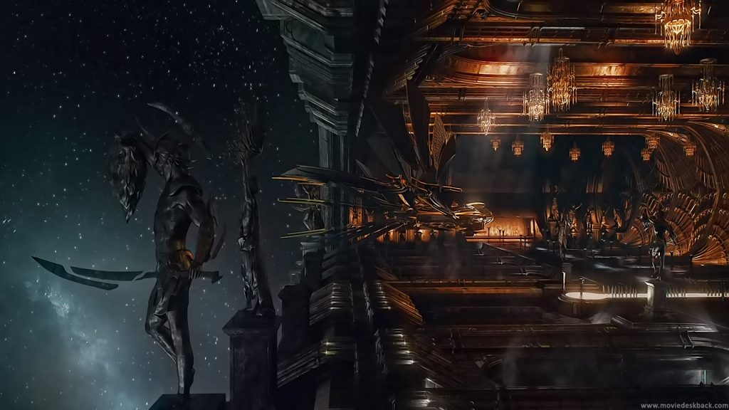 Jupiter Ascending Full HD Wallpaper
