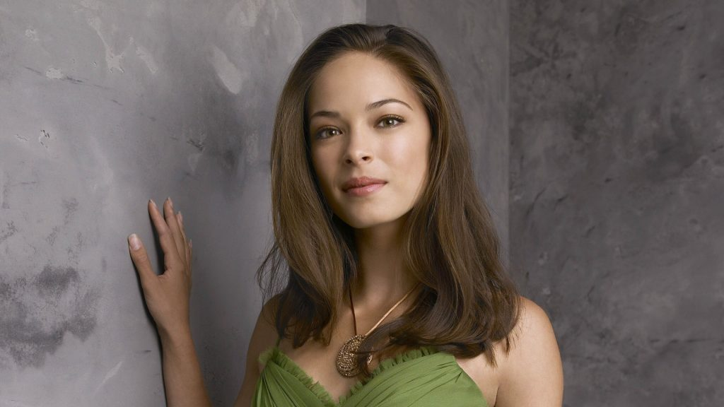 Kristin Kreuk HD Full HD Wallpaper