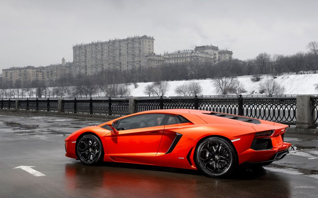 Lamborghini Aventador LP 700-4 Wallpapers, Pictures, Images
