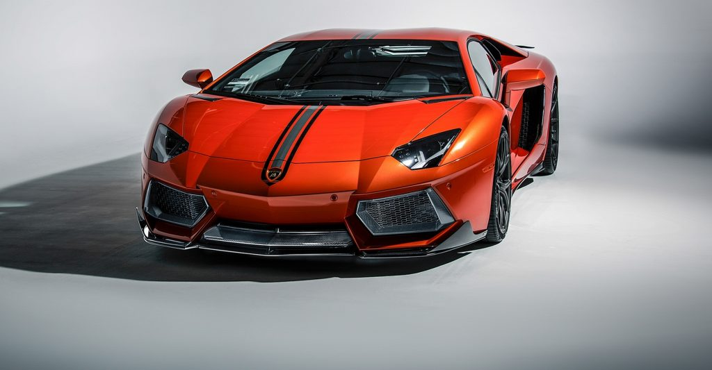 Lamborghini Aventador LP 700-4 Wallpaper