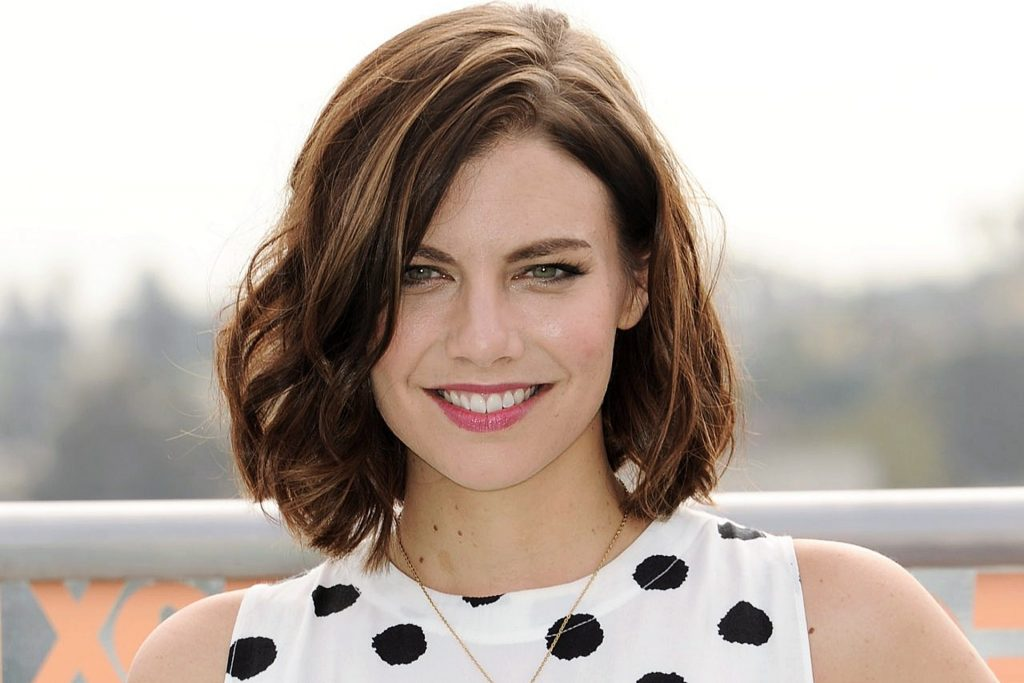 Lauren Cohan Background