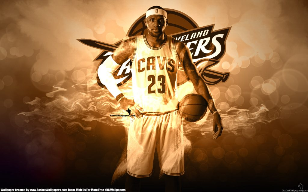 LeBron James Widescreen Wallpaper
