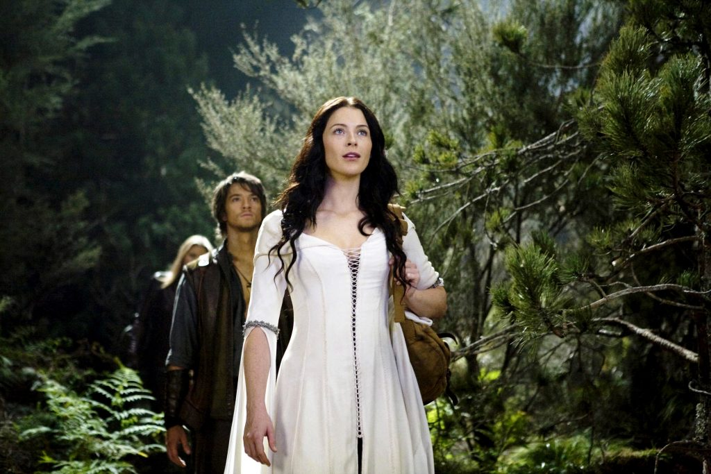 Legend Of The Seeker Background