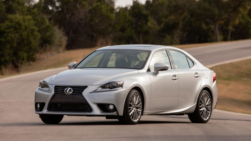 Lexus IS Full HD Wallpaper