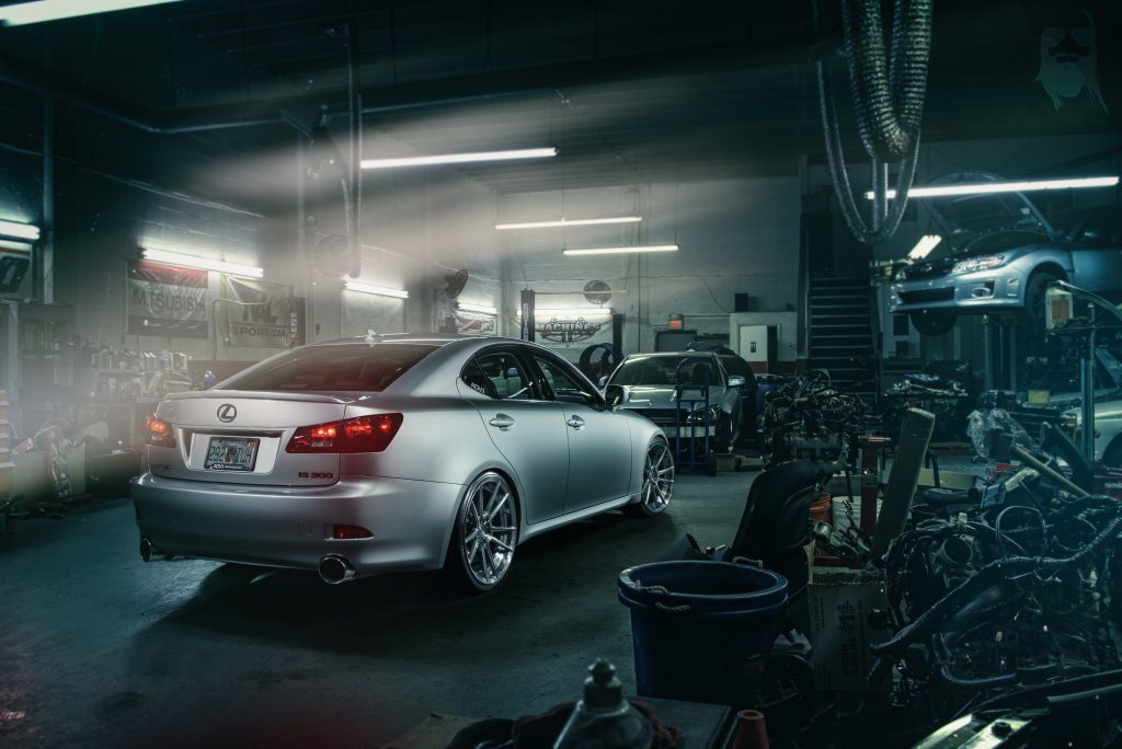 Lexus IS Wallpaper