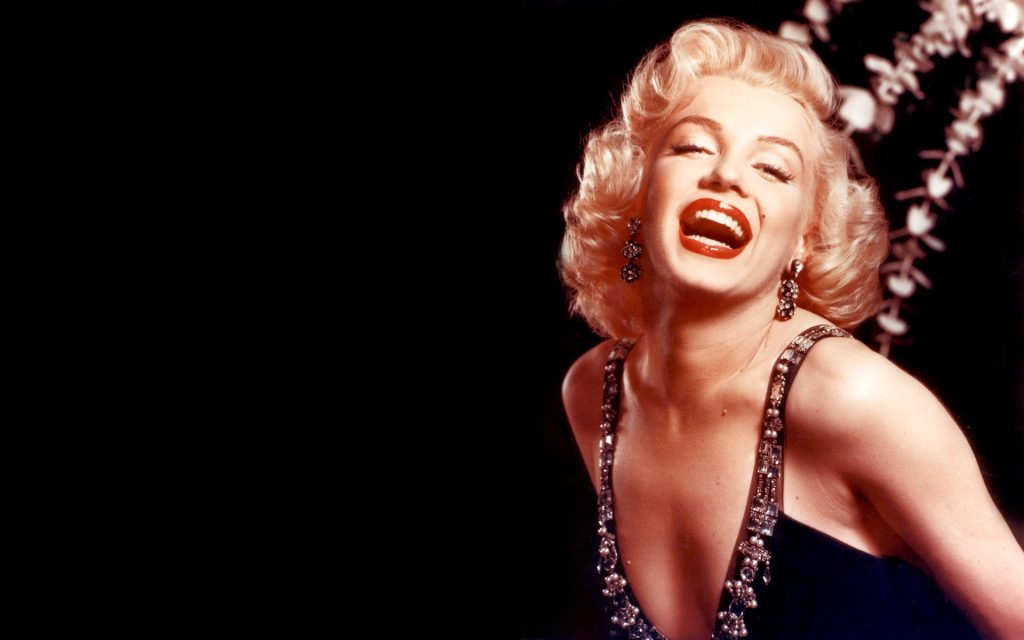 Marilyn Monroe HD Widescreen Wallpaper