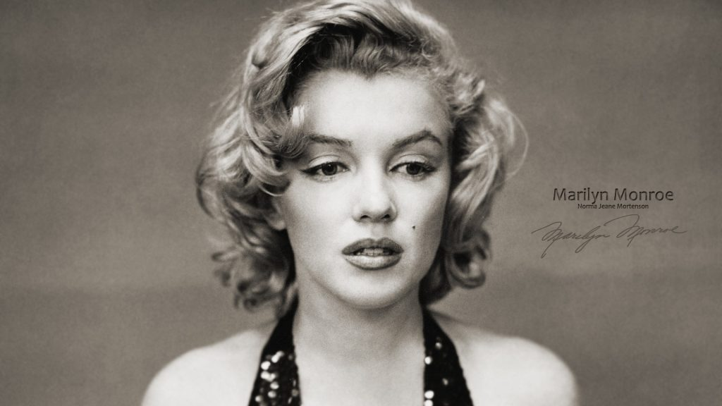 Marilyn Monroe HD Full HD Wallpaper
