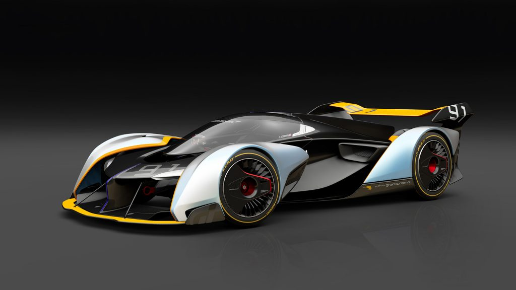 McLaren Full HD Wallpaper