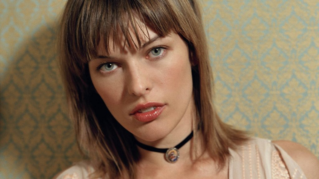 Milla Jovovich Wallpaper