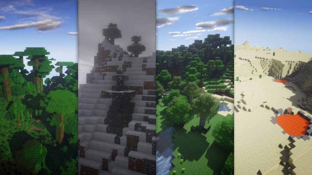 Minecraft HD 4K UHD Wallpaper