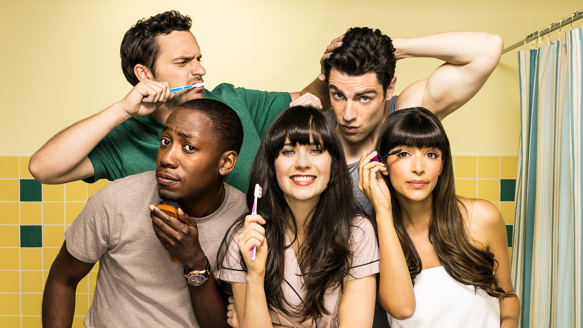 New Girl Wallpaper