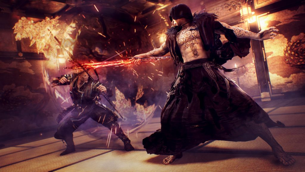 Nioh Full HD Wallpaper