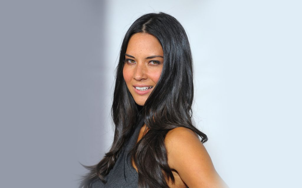 Olivia Munn Widescreen Wallpaper