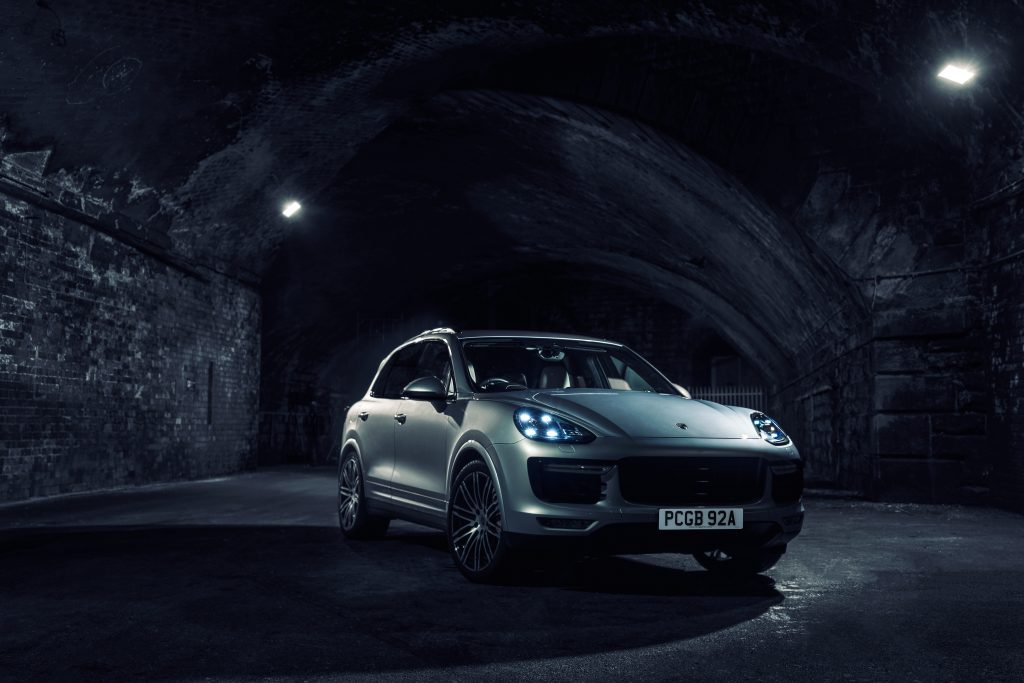 Porsche Cayenne Wallpaper