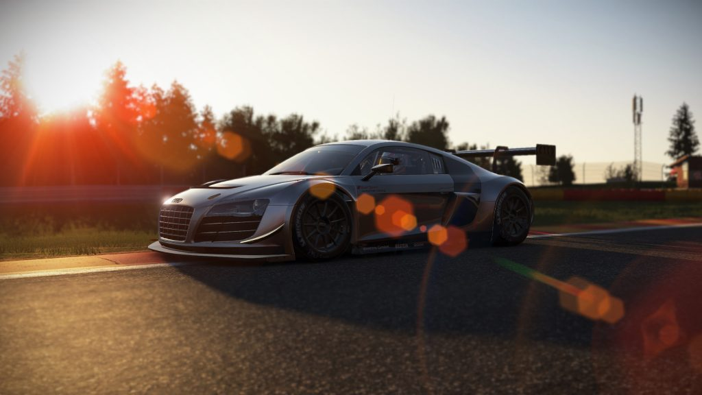 Project Cars HD Background