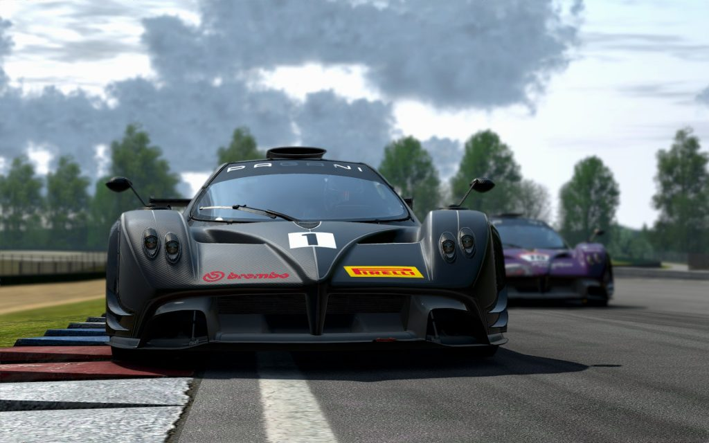 Project Cars HD Widescreen Background