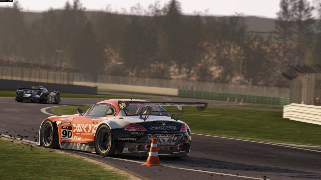 Project Cars HD Full HD Background