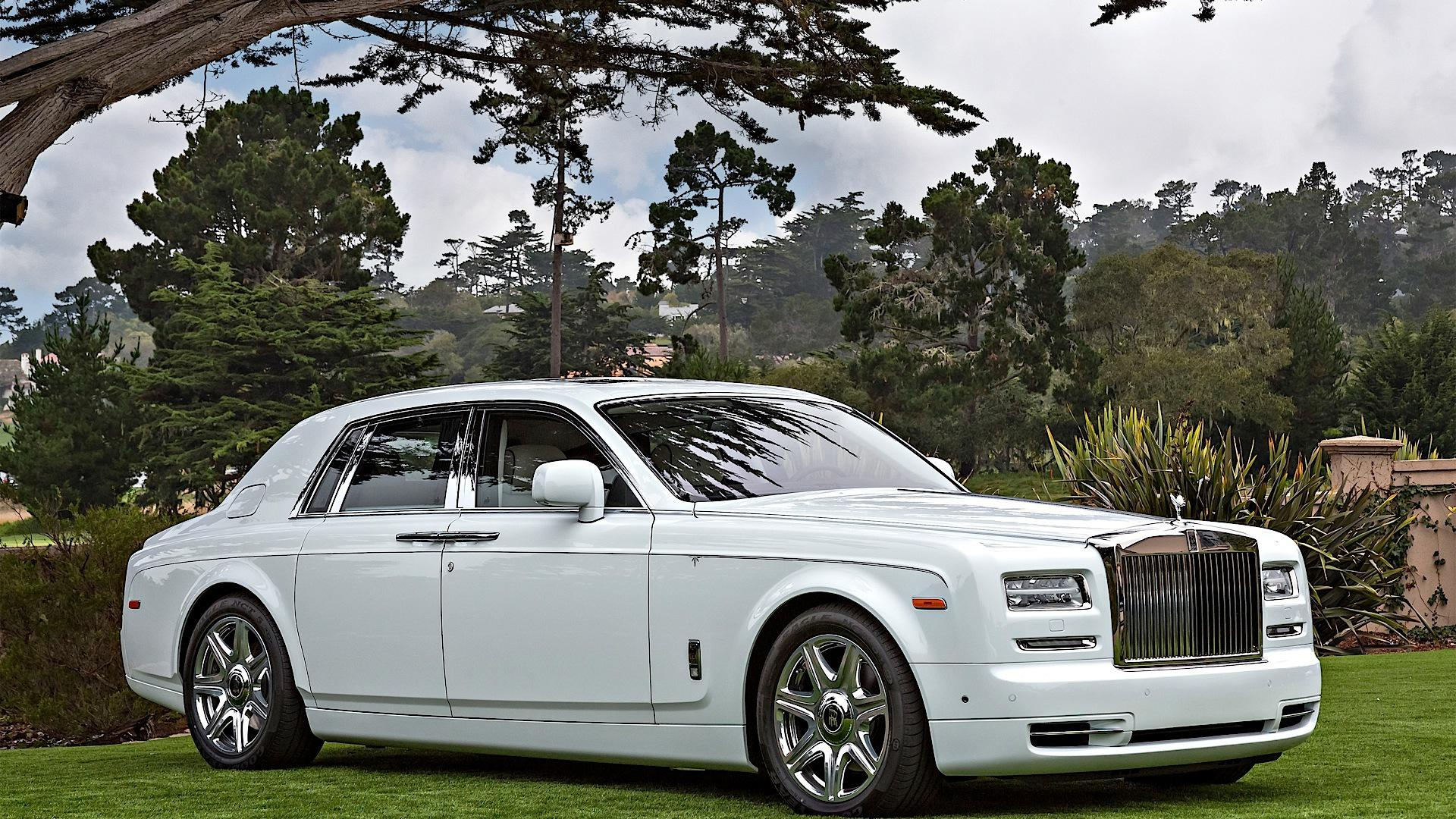 Rolls-Royce Phantom Wallpapers, Pictures, Images
