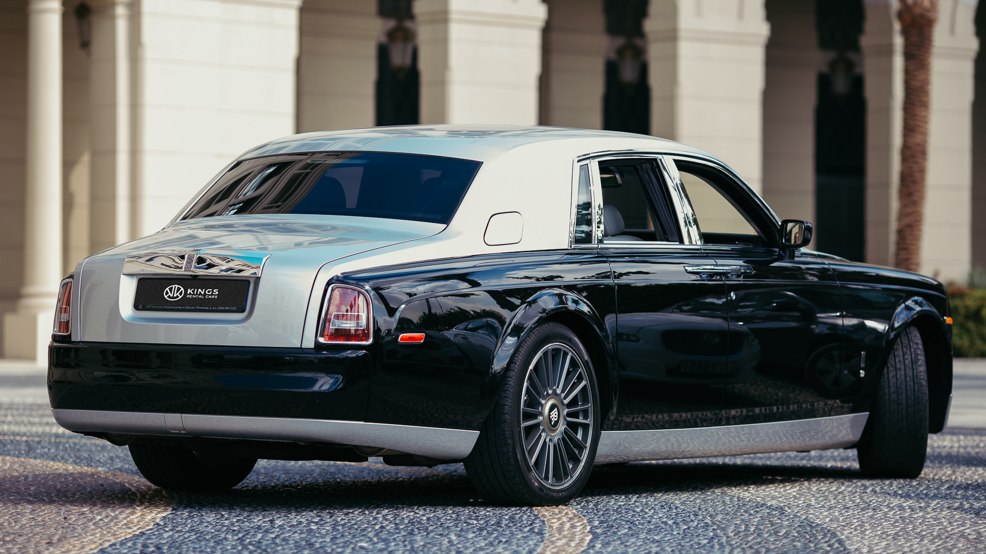 Rolls Royce Phantom Wallpapers Pictures Images