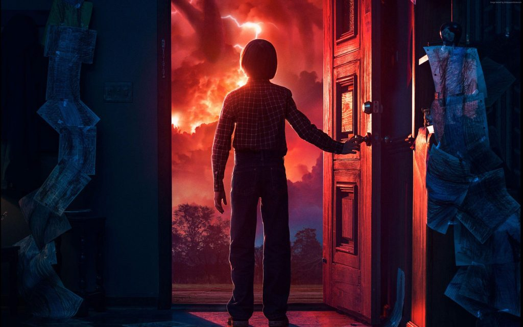 Stranger Things 4K Ultra HD Wallpaper