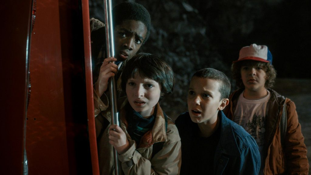 Stranger Things Full HD Wallpaper