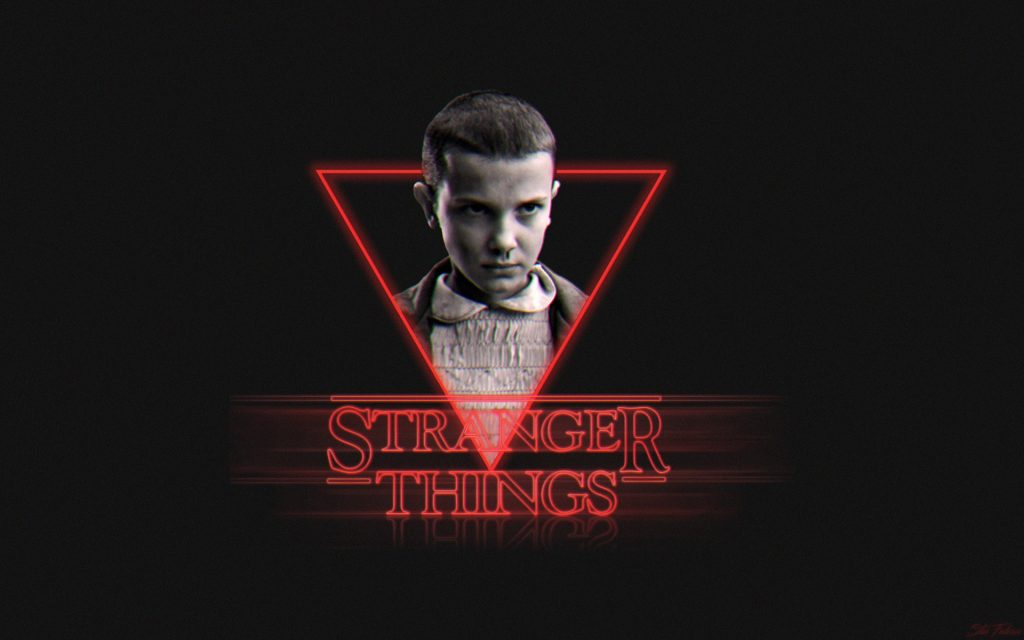Stranger Things Widescreen Wallpaper