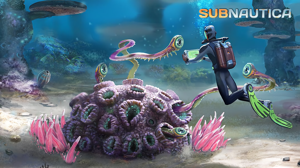 Subnautica Full HD Wallpaper