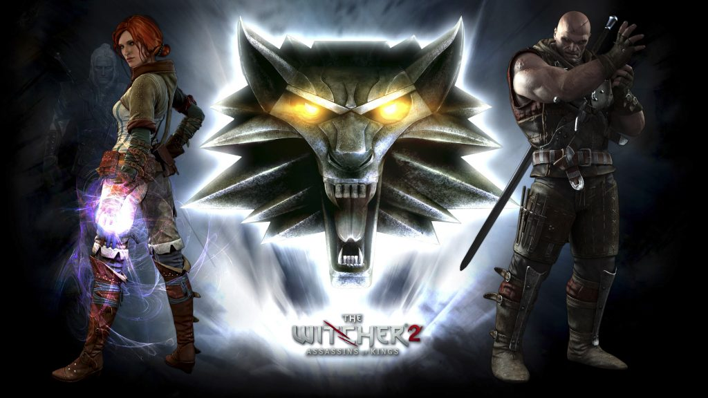 The Witcher 2: Assassins Of Kings Wallpaper