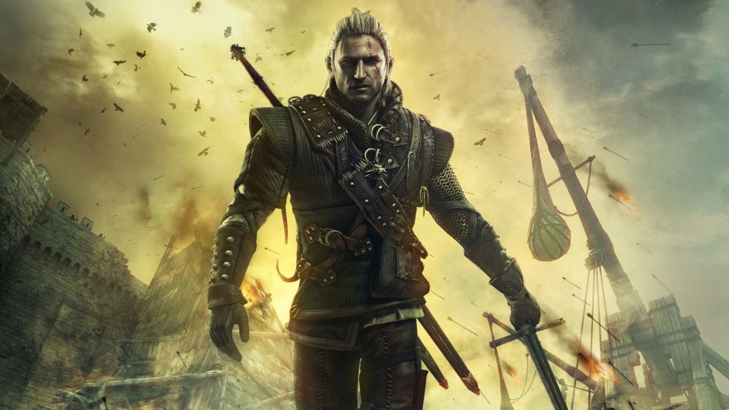 The Witcher 2: Assassins Of Kings Full HD Wallpaper