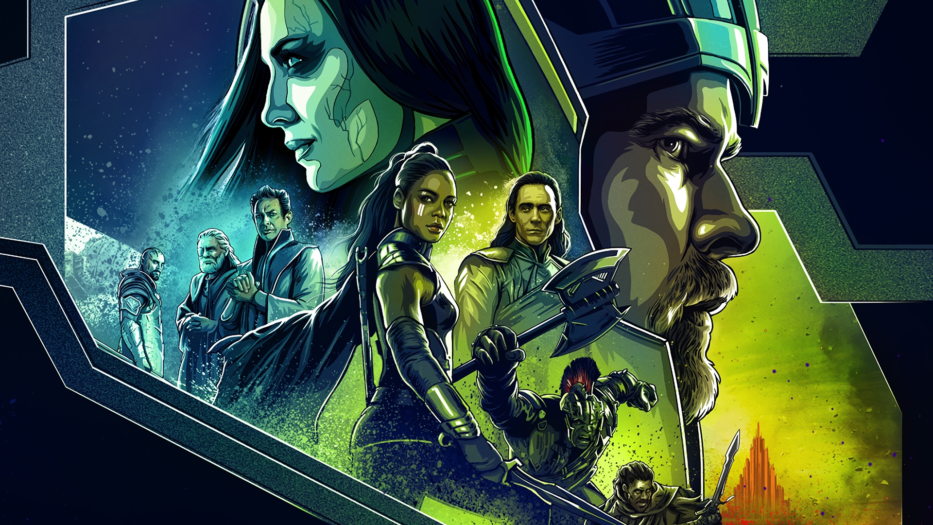 Thor Ragnarok Wallpapers Pictures Images