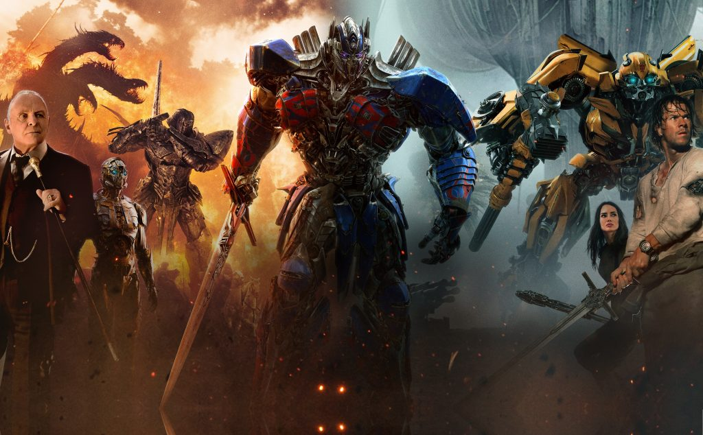 Transformers: The Last Knight Wallpaper