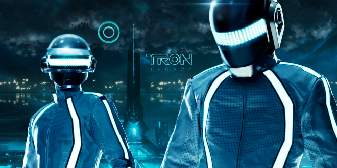 TRON: Legacy Wallpapers
