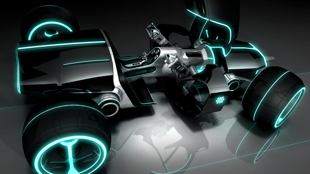 TRON: Legacy Full HD Wallpaper