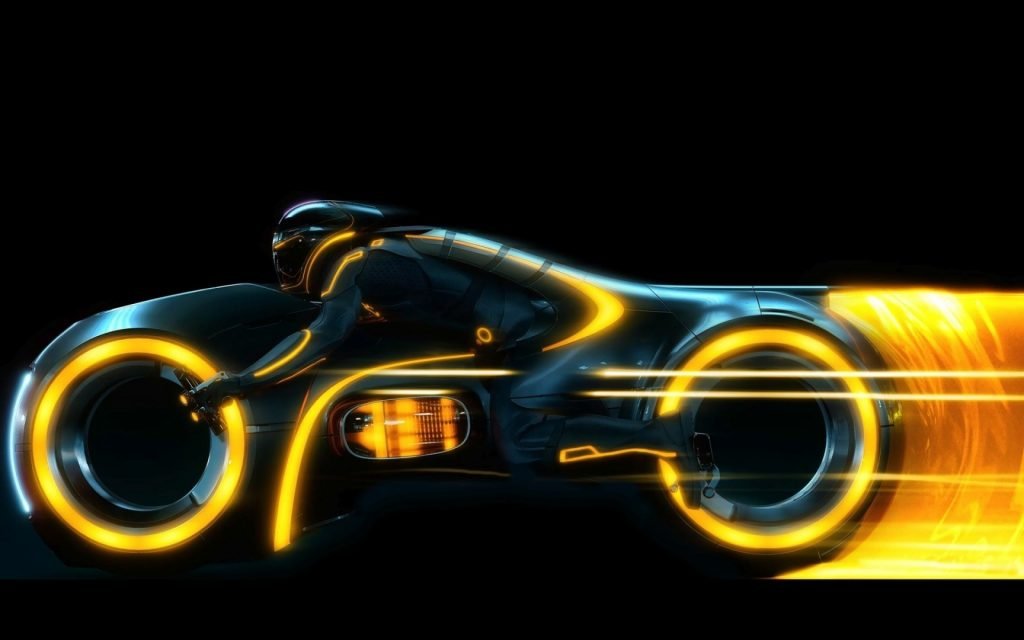 TRON: Legacy Widescreen Wallpaper