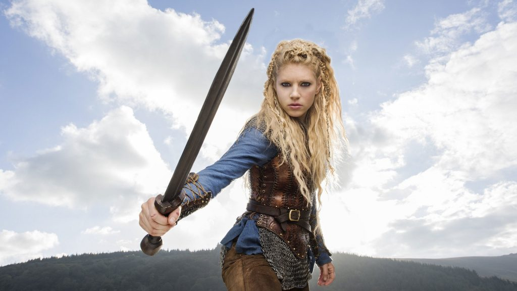 Vikings HD Full HD Wallpaper