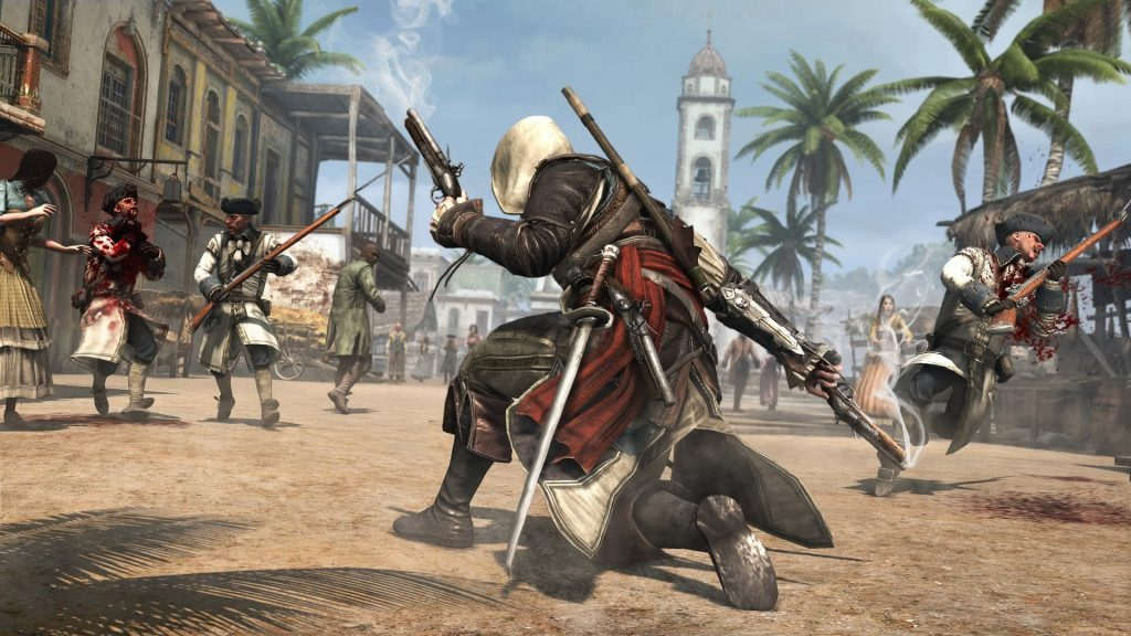Assassin's Creed IV: Black Flag Full HD Wallpaper
