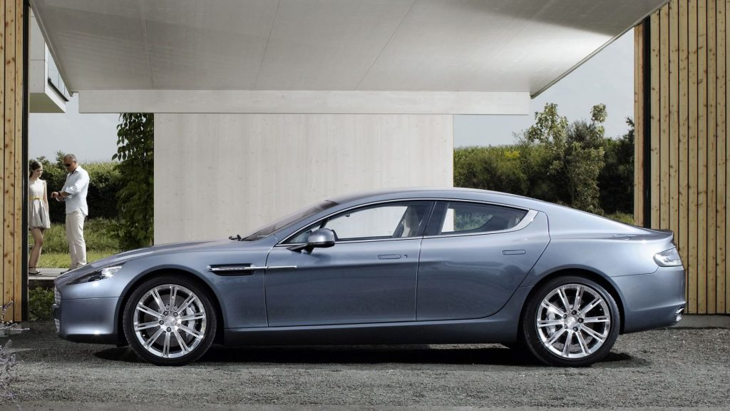 Aston Martin Rapide Full HD Wallpaper