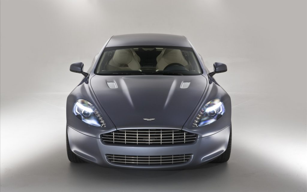 Aston Martin Rapide Widescreen Wallpaper